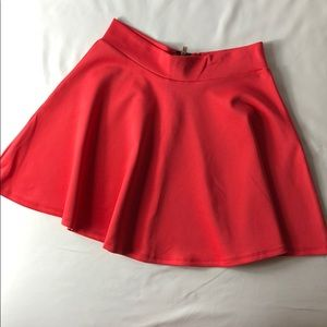 Bright Pink Milky Way Skirt Size S